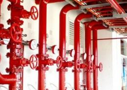 Nisa Mühendislik Yangın Tesisatı